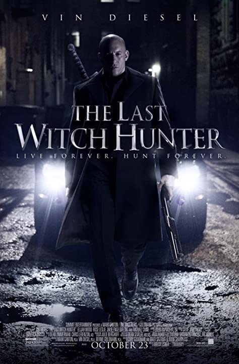 Vin Diesel in The Last Witch Hunter (2015) Full Movie Online Free 720p BRRip English At www.movies365.in