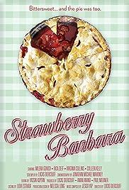 Strawberry Barbara Poster