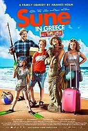 Sune i Grekland - All Inclusive Poster
