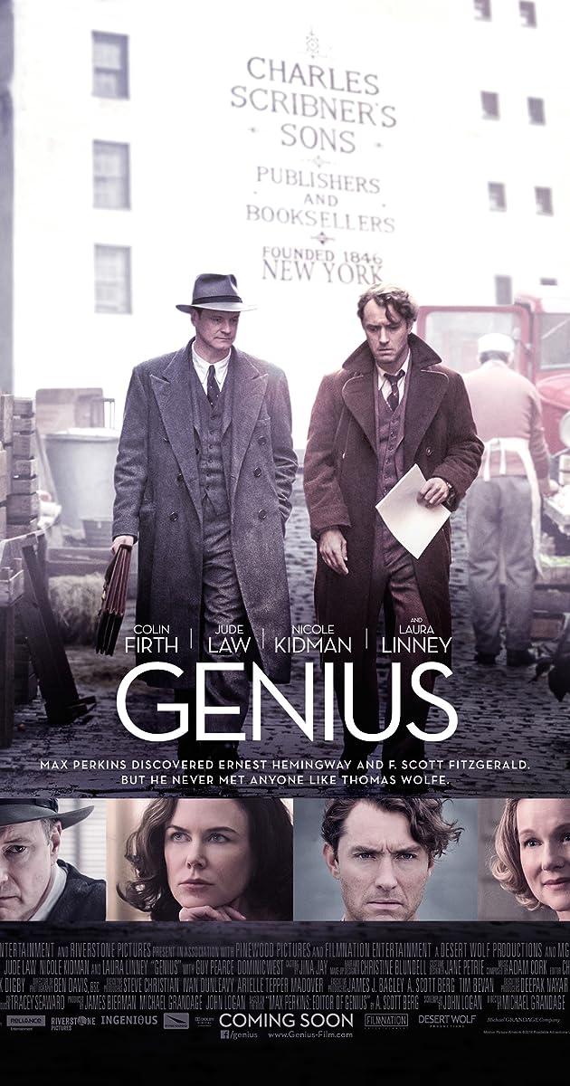 Genius (2016) - IMDb