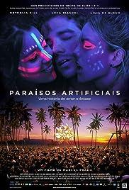 Paraísos Artificiais Poster