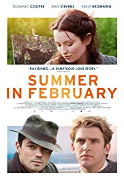 Summer in February(2013) Poster - Movie Forum, Cast, Reviews