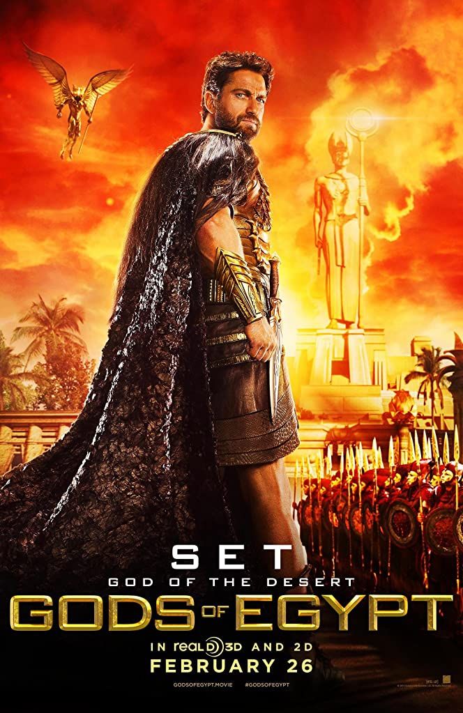 Lionsgate's Gods of Egypt - Trailer 5