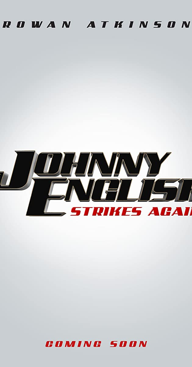 Super Džonis smogia / Johnny English Strikes Again (2018)
