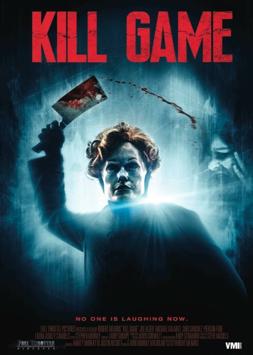 Kill Game Movie Poster