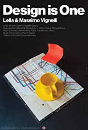 Design Is One: The Vignellis (2012) Poster - Movie Forum, Cast, Reviews