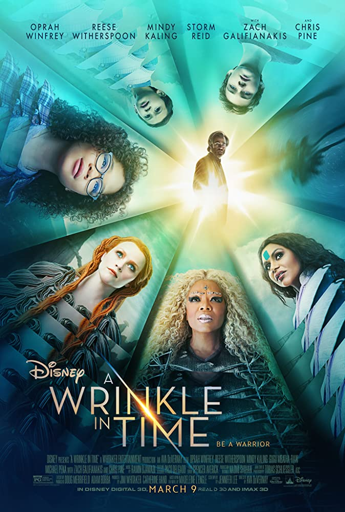 A Wrinkle in Time (2018) English DVDRip x264 1CD 700MB