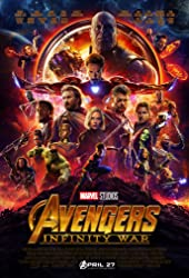 Don Cheadle, Robert Downey Jr., Josh Brolin, Paul Bettany, Chris Evans, Scarlett Johansson, Elizabeth Olsen, Chris Pratt, Mark Ruffalo, Zoe Saldana, Benedict Wong, Anthony Mackie, Chris Hemsworth, Dave Bautista, Benedict Cumberbatch, Chadwick Boseman, Sebastian Stan, Danai Gurira, Karen Gillan, Pom Klementieff, Letitia Wright, and Tom Holland in Avengers: Infinity War (2018)