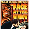 Tod Slaughter and Marjorie Taylor in The Face at the Window (1939)