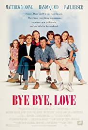 Bye Bye Love (1995) Poster - Movie Forum, Cast, Reviews