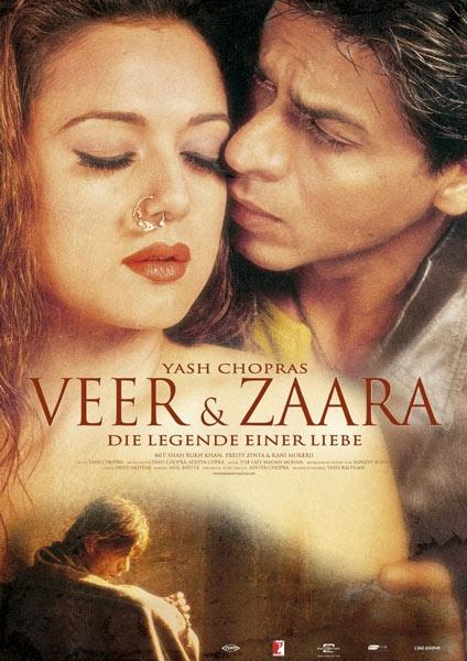 Veer-Zaara (2004) Bollywood Movie