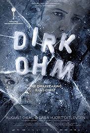 Dirk Ohm - Illusjonisten som forsvant Poster