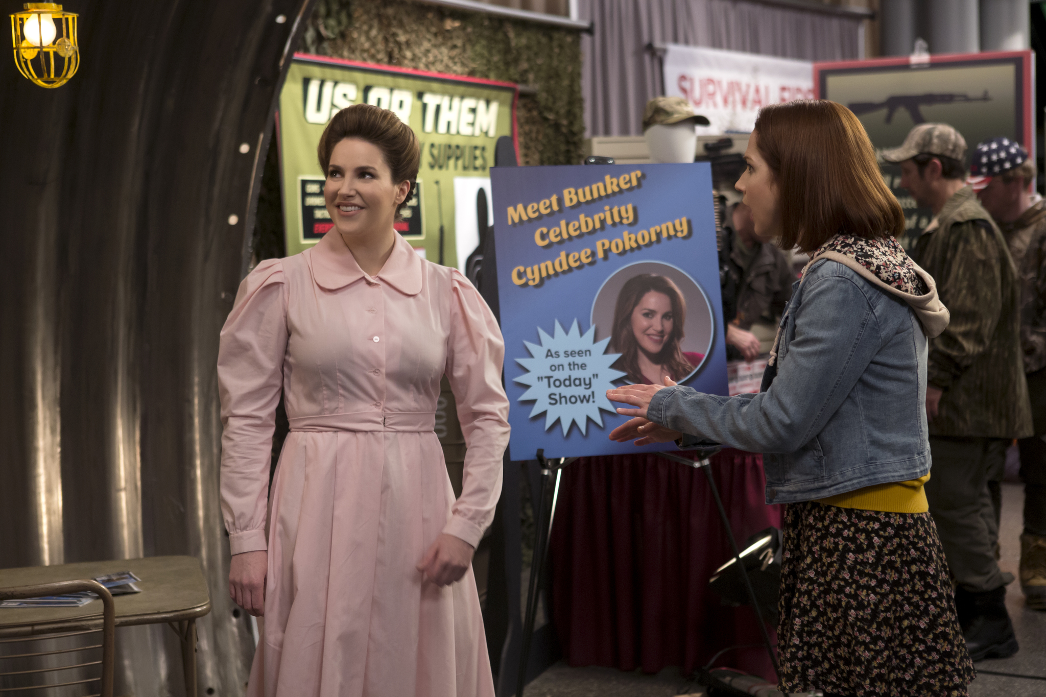 Unbreakable Kimmy Schmidt: Kimmy and the Trolley Problem! | Season 3 | Episode 12