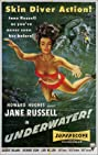 Underwater! (1955) Poster