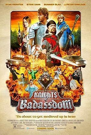 Knights of Badassdom Poster