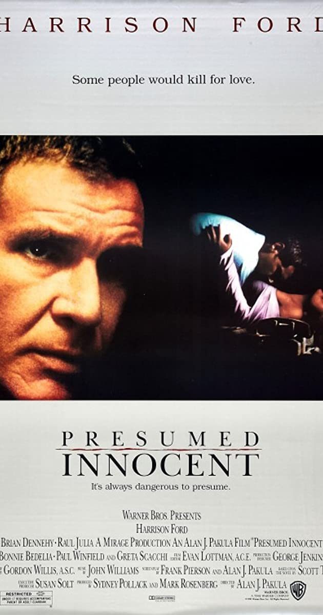 Marvelous Presumed Innocent (1990)   Full Cast U0026 Crew   IMDb Pertaining To Cast Of Presumed Innocent