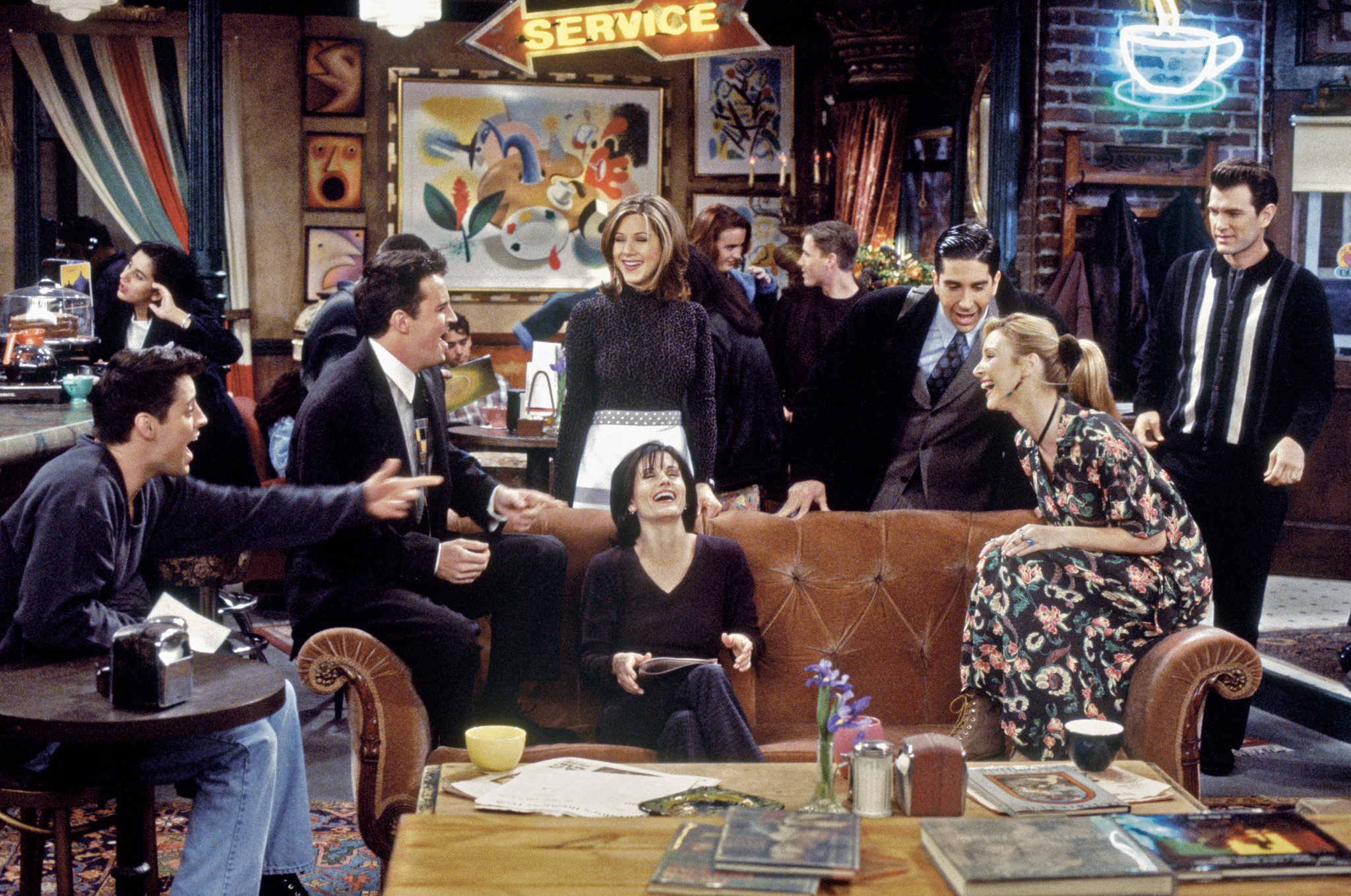 Friends: The One After the Superbowl: Part 1 | Season 2 | Episode 12