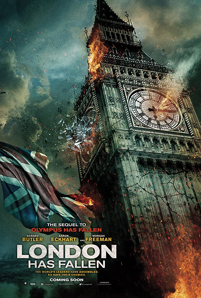 Gramercy Pictures' London Has Fallen - Trailer 1