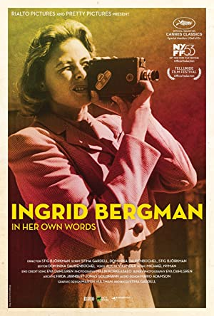 Permalink to Movie Ingrid Bergman: In Her Own Words (2015)