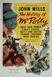 The History of Mr. Polly (1949) Poster - Movie Forum, Cast, Reviews