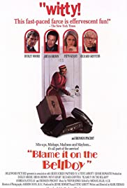 Blame It on the Bellboy Poster