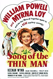 Song of the Thin Man Poster