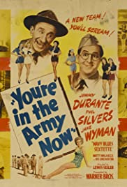 You're in the Army Now Poster