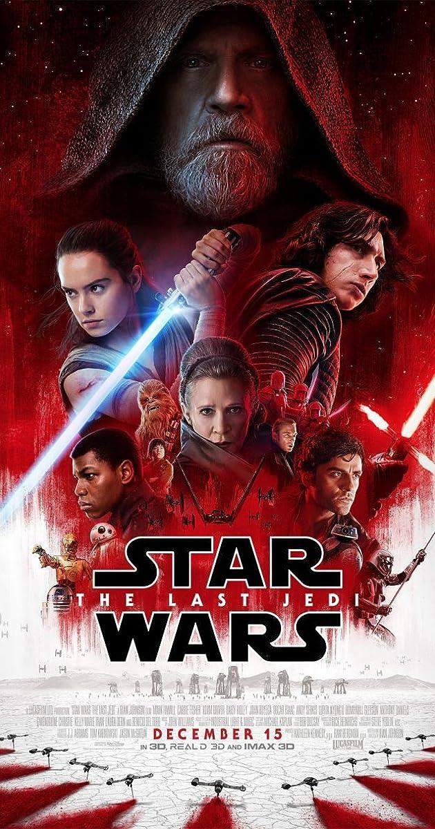 Žvaigždžių karai: paskutiniai džedajai / Star Wars: The Last Jedi (2017) Online