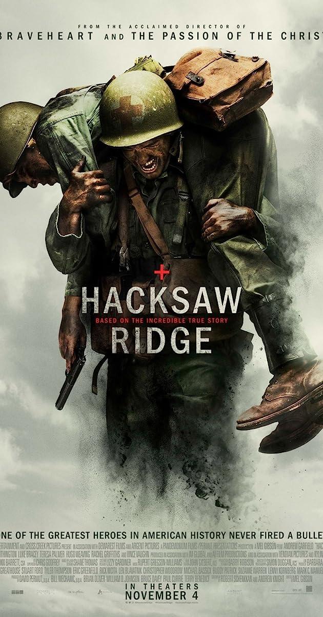 Watch Hacksaw Ridge 2016 Online Movie Free Gomovies