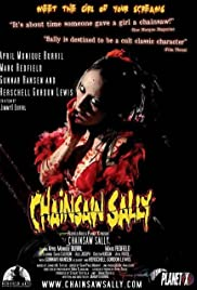 Chainsaw Sally Poster