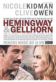 Hemingway & Gellhorn(2012) Poster - Movie Forum, Cast, Reviews