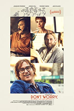 Don't Worry, He Won't Get Far on Foot Poster