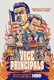Vice Principals Poster - TV Show Forum, Cast, Reviews