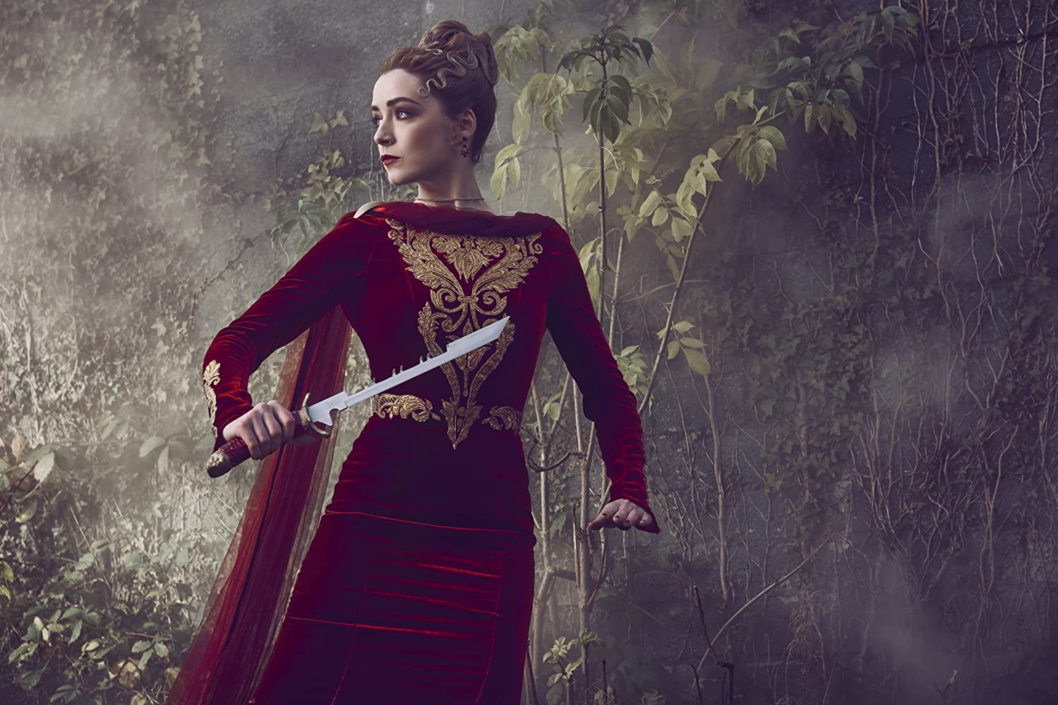 Sarah Bolger in Into the Badlands (2015)