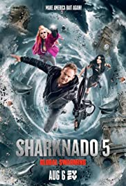 Sharknado 5: Global Swarming en streaming