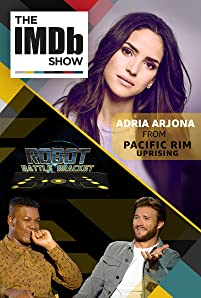 Adria Arjona goes head-to-head with massive monsters in Pacific Rim Uprising, and John Boyega and Scott Eastwood face off in our Robot Battle Bracket.