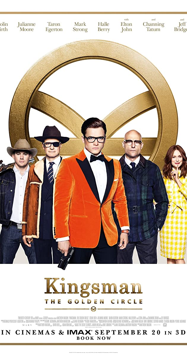 kingsman 1 stream
