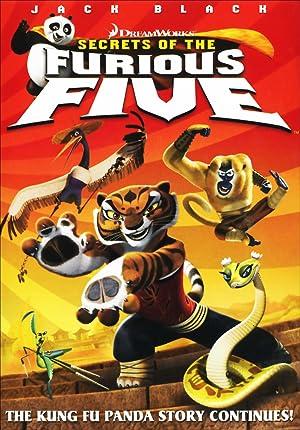 Kung Fu Panda: Secrets of the Furious Five Poster