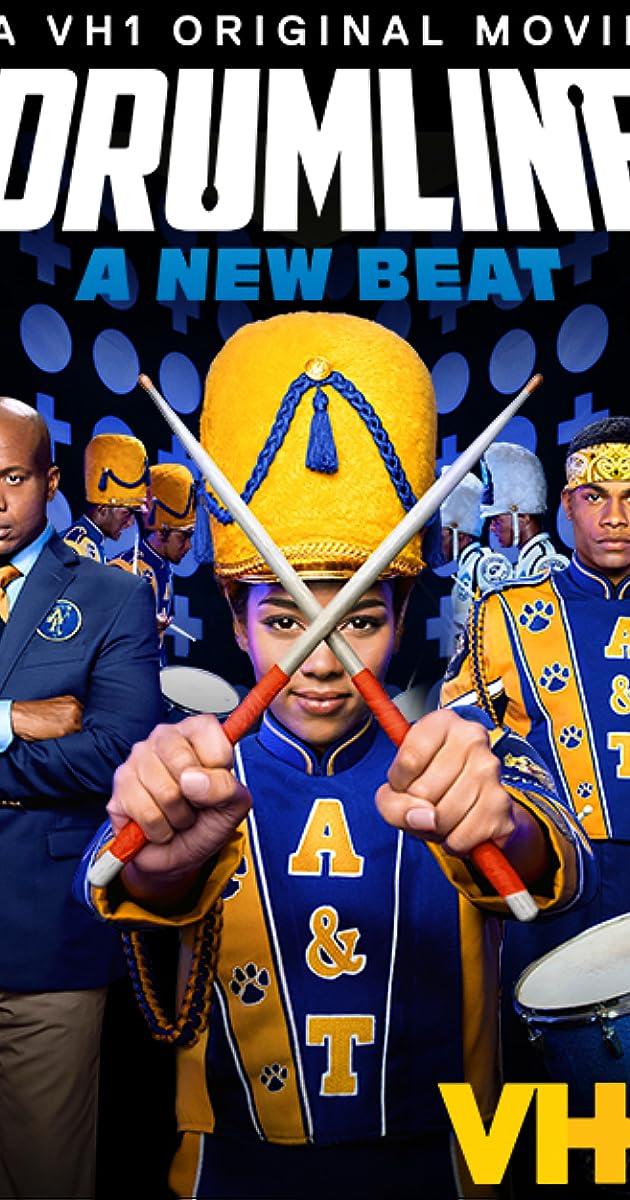 Drumline: A New Beat (TV Movie 2014)