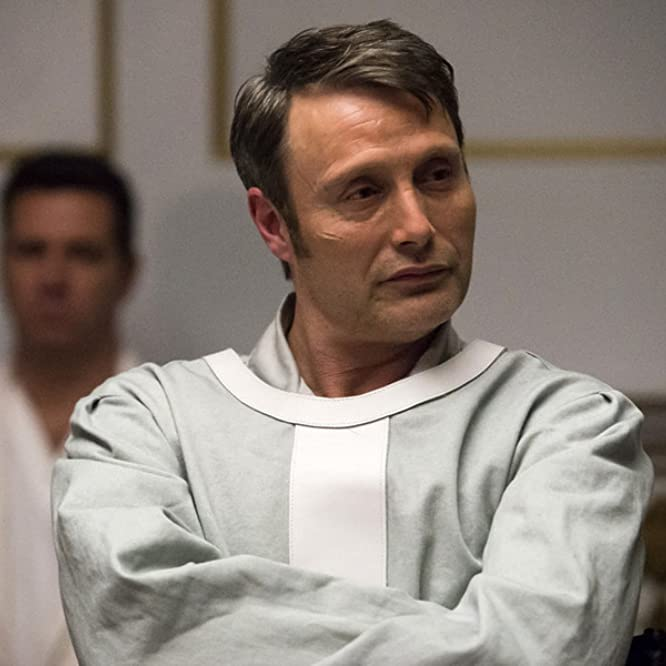 Mads Mikkelsen in Hannibal (2013)