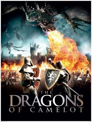 The Dragons Of Camelot 2014 Dual Audio 720p BRRip [Hindi – English] 800mb