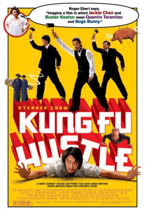 Kung Fu Hustle (2004) Dual Audio Movie BRRip 720P 1GB