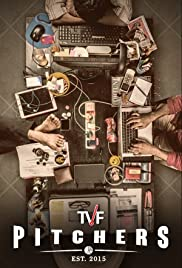 TVF Pitchers Poster - TV Show Forum, Cast, Reviews