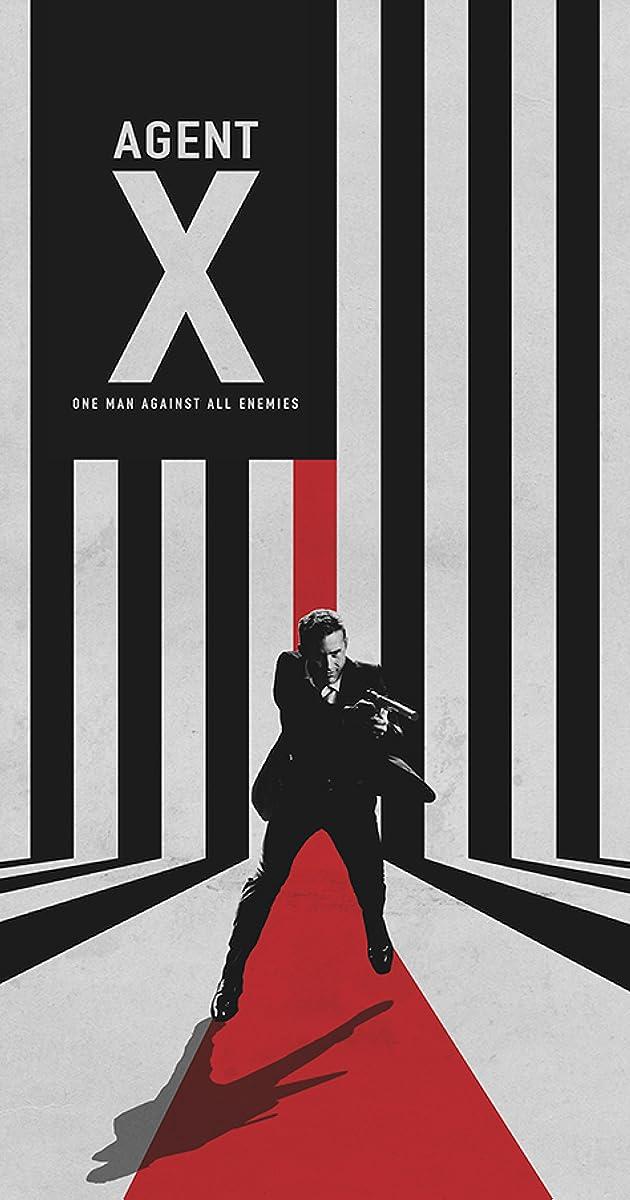 agent x  tv series 2015