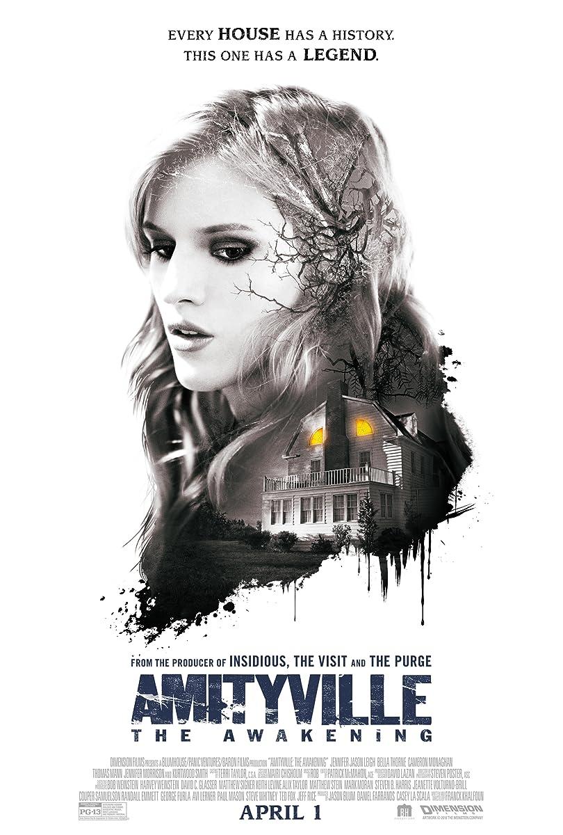 Amitivilio siaubas. Pabudimas  / Amityville: The Awakening (2017)