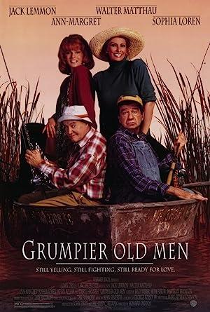 Grumpier Old Men poster