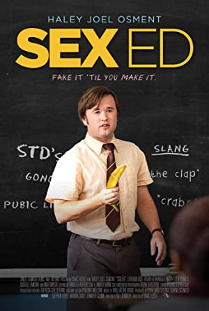 Sex Ed poster