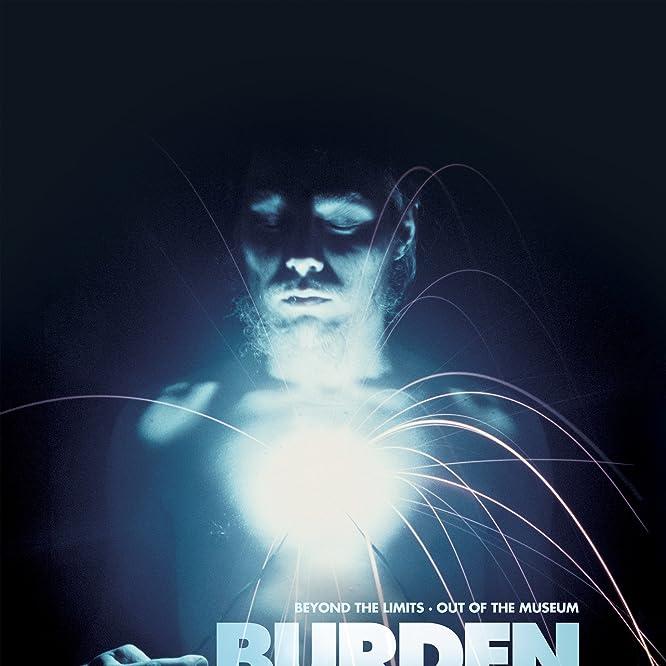 Chris Burden in Burden (2016)