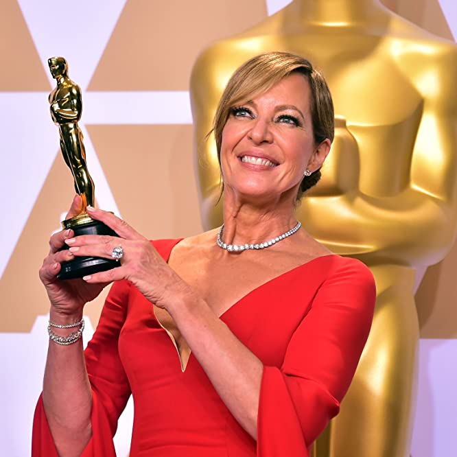 Allison Janney at an event for I, Tonya (2017)