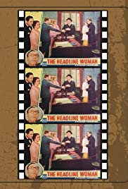 The Headline Woman Poster